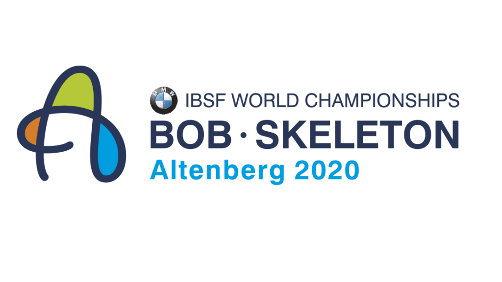 Bob-Skeleton World Championship 2020-Altenberg logo