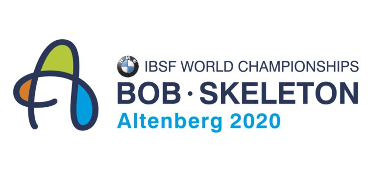Bob-Skeleton World Championship 2020-Altenberg logo