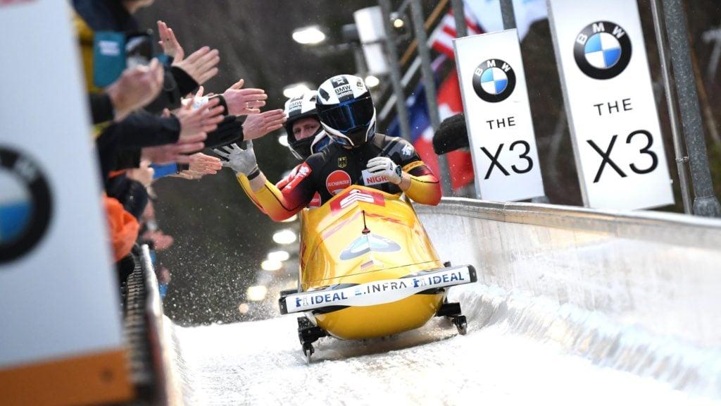 2 man Bob BMW IBSF World Championships 2020 Altenberg Friedrich 1