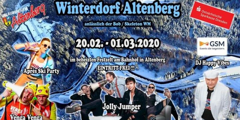 WM-Winterdorf Altenberg